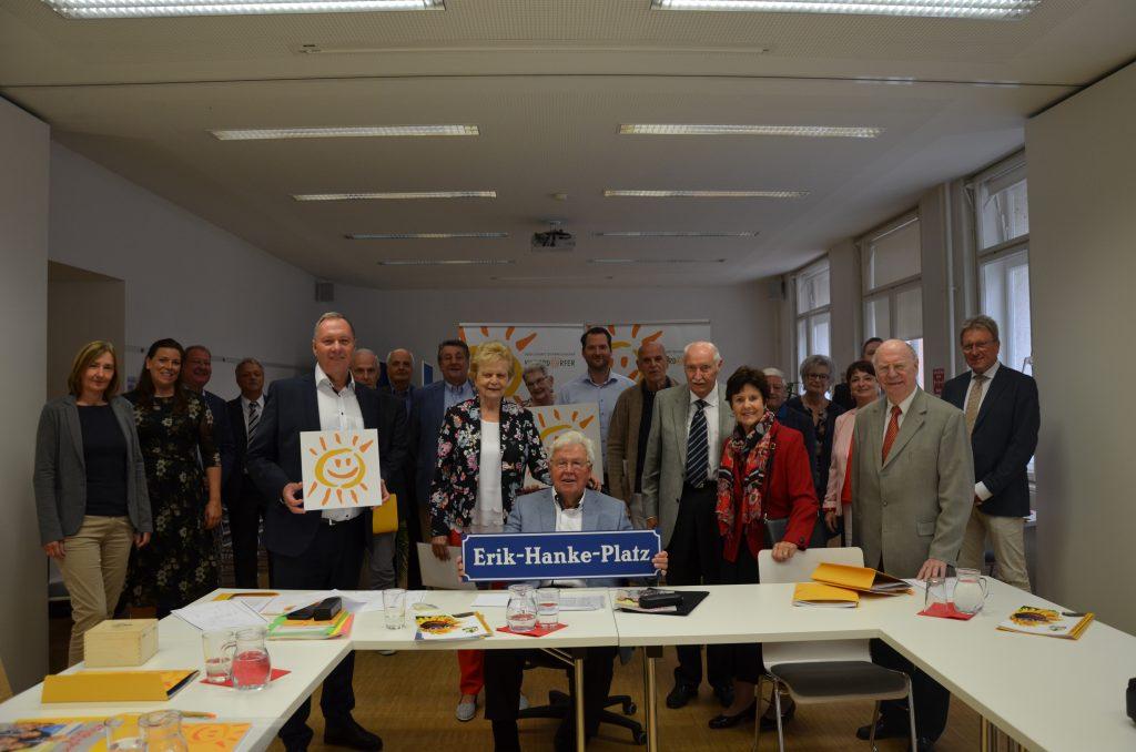 Vorstand der Gesellschaft Österreichischer Kinderdörfer